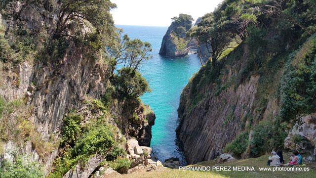 Cuevas del Pindal, Asturias, España 640w