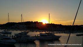 Puerto Deportivo, Roda de Bará, Tarragona, España