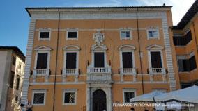 Scuole Pubbliche/Istituto Statale D'Arte ' F.Russoli ', Via San Frediano, Pisa, Italia