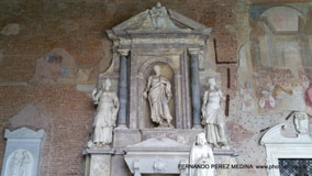 Il Camposanto, Piazza del Duomo, Pisa, Italia