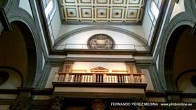 Basilica di San Lorenzo, Piazza di San Lorenzo, Florencia, Italia