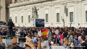 Piazza San Pietro Vatikano Hiria, Ciudad del Vaticano