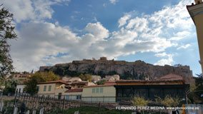 Acropolis of Athens, Atenas, Kentrikos Tomeas Athinon, Grecia