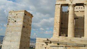 Propylaea Acrópolis, Dionysiou Areopagitou, Athina 105 58, Grecia