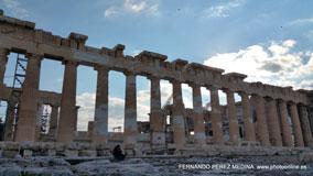 Parthenon Athens, Atenas, Grecia