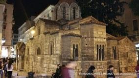 Church of Panaghia Kapnikarea, Atenas, Grecia