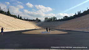 Panathenaic Stadium Leof. Vasileos Konstantinou, Athina 116 35, Grecia
