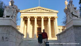 Academia nacional de grecia Leof. Eleftheriou Venizelou 28, Athina 106 79, Grecia