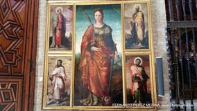 Real Parroquia de Señora Santa Ana, Sevilla, España