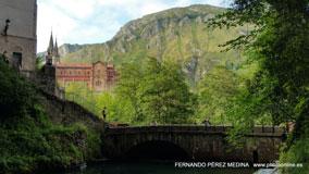 Santuario De Covadonga, Covadonga, Asturias, España
