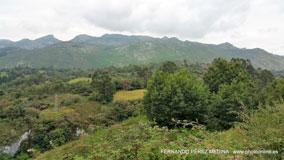Valles Altos del Nansa y Saja y Alto Campoo, Cantabria, España