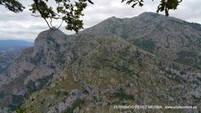 Mirador de La Reina, Asturias, España