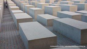 Memorial to the Murdered Jews of Europe, Cora-Berliner-Straße, Berlín, Alemania