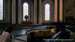 Catedral Catolica de Berlin, Berlin, Alemania