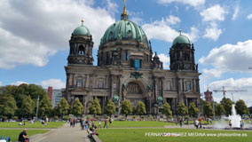 Catedral de Berlín, Am Lustgarten, Berlín, Alemania
