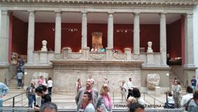 Pergamon Museum, Berlín, Alemania