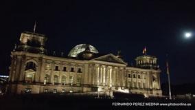 Reichstagsgebäude, Berlín, Alemania