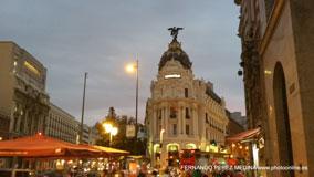 Edificio Metropolis, Calle Alcalá, Madrid